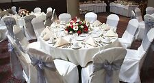 100 Piece Banquet Chair Covers Wedding Reception Party Decorations Polyester