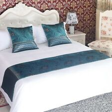 Newest Bed Runner Elegant Throw Pillow Cover Bedroom Cloth Home Soft Pillowcase