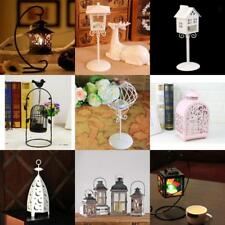 Table Hanging Tealight Votive Candle Holder Candlesticks Lantern Wedding Home