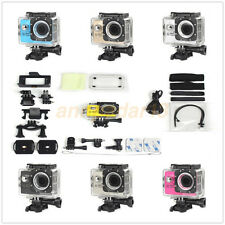 HI-Q HD 1080P DV Cam Waterproof Sports Action Camera Camcorder 170°Wide angle