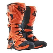 FOX YOUTH COMP 5 Motocross Kids Boots - orange Motocross Enduro MX Cross