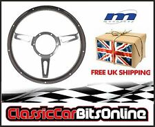 Classic Woodrim Steering Wheel To Fit Volkwagen T4 (1996> ) Option Of Sizes