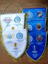 Dinamo v Italy Greece France... handed over in the field RARE captain pennant