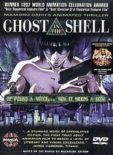 Ghost in the Shell - DVD Brand New Sealed