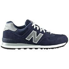 New Balance Classics 574 Blue Men's Shoes Sneakers ML574 Sports shoes New