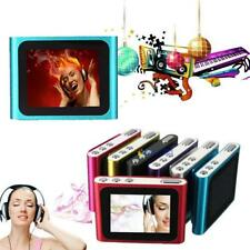 """6TH GENERATION MP3 MP4 MUSIC MEDIA PLAYER FM Games Movie 1.8"""" LCD SCREEN NEW MT"""