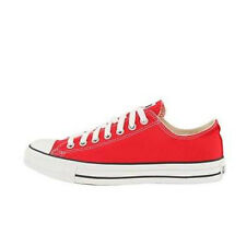 Converse All Star Ox Low Top Trainer Red