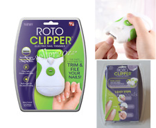 NEW Fashion Roto Clipper Electric Nail Trimmer As Seen On TV