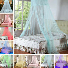 Bedroom Canopies Bed Canopy Netting Curtain Midges Insect Mesh Mosquito Net New