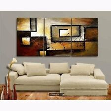 Framed Home Decor Oil Painting Canvas 100% Hand Painted Wall Art Print Modern Ab