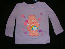 OLD NAVY /  CARE BEARS GRAPHIC long sleeved TEE SHIRT NWT