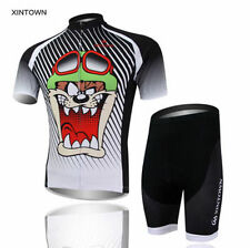 Bike clothing Mens Cycling Jersey Padded Shorts Bicycle Suits Outdoor Bike Sets
