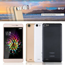 TIMMY M12 IPS Android Quad Core 8GB Dual SIM/Camera 3G Cell Phone Smartphone HT
