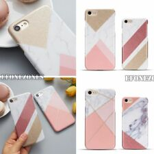Glitter Bling Marble Hard PC Phone Case Sparkling Cover For iPhone 7 6s 6 Plus