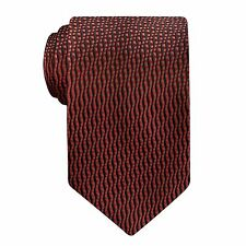Hand Tailored Wooven Neck Tie, Style #L91552-A4