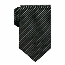 Hand Tailored Wooven Neck Tie, Style #L91841-A4
