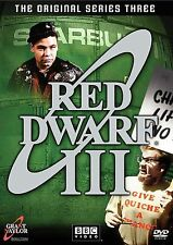 Red Dwarf - Series 3 (DVD, 2004, 2-Disc Set)