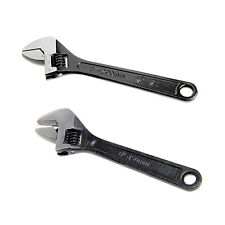 "6"" 150mm /8"" 200mm Professional DIY Adjustable Wrench Spanner Hand Grip Tool NEW"