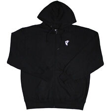 Famous Stars and Straps The Standard Zip Hoodie Black White