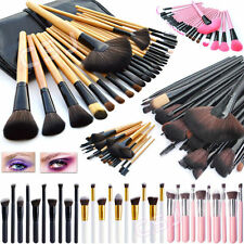US New Makeup Brush Set Cosmetic Foundation blending pencil brushes Kabuki