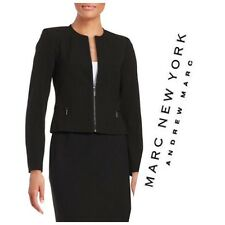 Marc New York by Andrew Marc Zip Front Blazer   NWT