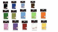 Ultra Pro SMALL YUGIOH Size Deck Protector SLEEVES CHOOSE YOUR COLOR 60 ct Gloss