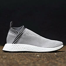 ADIDAS NMD CS2 GREY PK PRIMEKNIT MENS SIZE 7 8 9 10 BOOST ULTRA OG HU RACE