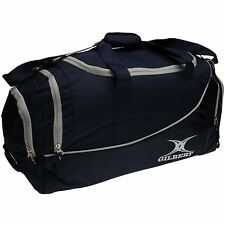 Gilbert Club V2 Holdall Navy Sports Bag Gymbag Carryall