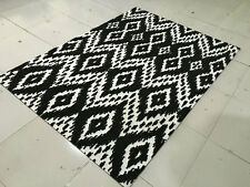 Area Rug Carpet Microfiber Hand Tufted Hand Crafted Quality Rugs 4003