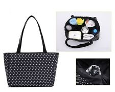 Kezsu Designer Mini Travel Baby Changing Diaper Bag Available in Navy