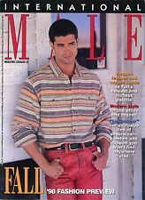 International Male Clothing Catalog Fall 1998 Preview Men's Fashion
