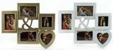 Photo Gallery White or Gold 5 Shabby Chic Vintage Picture Frame Collage
