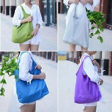 Eco Nylon Foldable Reusable Shopping Bag Grocery Bags Shoulder Bag Tote