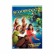 Scooby Doo 2: Monsters Unleashed  DVD Full-Screen Edition FREE SHIPPING,