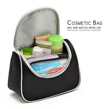 Travel Toiletry Bag Make Up Cosmetic Shaving Kit Organizer Pouch Hanging Hook