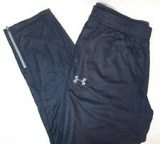 Mens new Under Armour Men's Tech Pants size 2XL heatgear loose 1271951 navy nwt