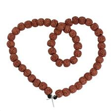 8mm Lava Gemstone Loose Beads Spacer Gemstone 15'' Round for Jewelry Accessory