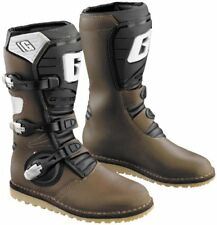 Gaerne Mens Balance Pro-Tech Dual Sport Motorcycle Boots Brown 10 2524-013-10