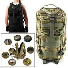 Backpack Oxford Sport Bag 30L Military Tactical for Camping Traveling-Hiking UP