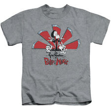 The Grim Adventures Of Billy And Mandy Show Grim'S Blade Little Boys T Shirt T
