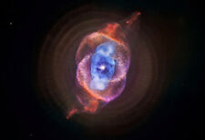 Cat's Eye Nebula - Space Poster Print - Space Image - Hubble Telescope Image