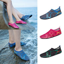 Skin Shoes Water Shoes Aqua Summer Sports Socks Beach Swim Slip On Surf Unisex