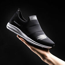 New Men's Casual Sports Shoes Sneakers Athletic Running Training Breathable V5