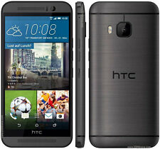 Unlocked HTC One M9 LTE Smartphone Rogers Fido Bell Telus Chatr Koodo AT&T