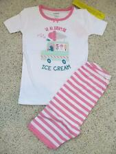 NWT 6 Gymboree Penguin Ice Cream Pink Gymmies Shorts Pajamas PJ