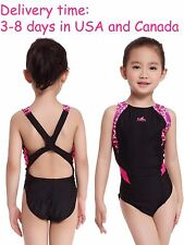 Yingfa 946 one piece racing and training swimsuit for women and girls swimsuit