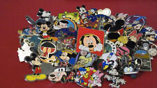 Disney Trading Pins_25 Pin Lot_No Doubles -Free Shipping-100% Disney Pins_E211