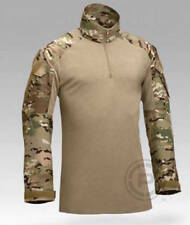 NEW CRYE PRECISION COMBAT SHIRT G3 MULTICAM NIP MEDIUM / SHORT M-S