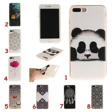 For iPhone Samsung Ultra Slim Silicone Rubber Soft TPU Protector Case Cover Skin