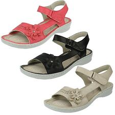 Ladies Down To Earth Casual Sadals F10451 Style ~ K